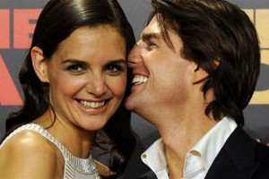 Katie Holmes, Tom Cruise y el contrato posnupcial más secreto de Hollywood